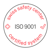 Swiss Safety Center - ISO 9001